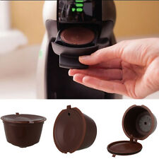 HOT Coffee Capsule Pods Cup for Nescafe Dolce Gusto Machine Refillable K Cups CN