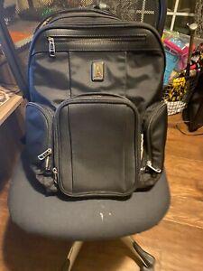 TravelPro Platinum Magna 2-Checkpoint Black Backpack