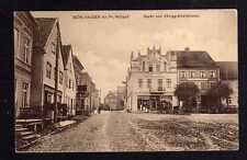 96798 AK Mühlhausen Kr. Preußisch Holland Ostpreußen Markt Königgrätzerstrasse