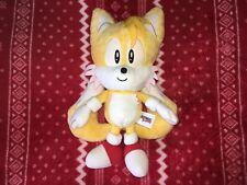 "12"" PROTOTYPE TOMY CLASSIC TAILS Sonic Plush SEGA Toy Doll Sample Unreleased"