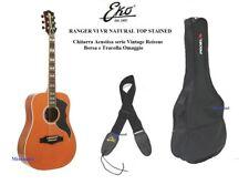 Eko Chitarra acustica elettrificata Ranger XII VR EQ Natural Top Stained
