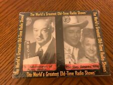 The World's Greatest Old-Time Radio Shows Nero Wolfe Roy Rogers CASSETTES