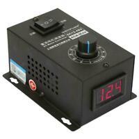 DC Motor Speed Controller Governor 12V~48V 0~100%  40A Brush PWM Module Control
