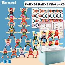 Stackrobats Stack Tumble Figures Building Blocks Sets Stacking Toy Balancing Toy
