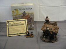 "Boyds Bearly-Built Villages ""Matthew's Bungalow"" 3 Pcs. Orig Box"