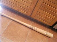 Willie Mays AUTOGRAPHED Adirondack Baseball Bat JSA Certified