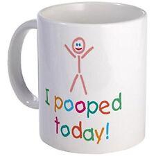 11oz mug I Pooped Today Fun