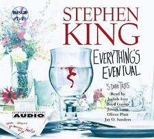 Everything's Eventual : Five Dark Tales by Stephen King (2002, CD, Unabridged)