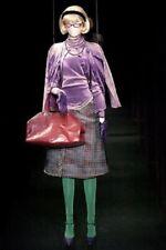 Jean Paul Gaultier Cardigan Tromp L'oeil Illusion Catwalk 2004 Green Size M Uk 8