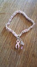 """bracelet AVON en soutien pour """"le cancer du sein"""""""
