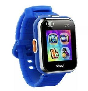 NEW ! VTech KidiZoom Smartwatch DX2 Smart Watch for Kids, Learning Watch - Blue