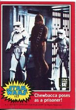 Star Wars 30th Anniversary Gold Foil Stamped Vintage Buyback Card #117