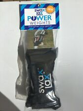 Swax Lax Power Weights Practice & Training Strength Tool New in Package