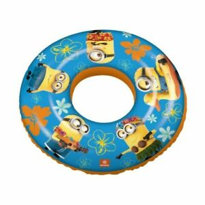 Swimming Ring Despicable Me Minions Inflatable Swim Ring For Kids and Children