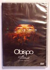 DVD MUSIQUE CONCERT / OBISPO MILLESIME LIVE 00/01 - NEUF SOUS BLISTER