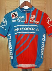 GIORDANA EDDY MERCX MOTOROLA  Jersey. Lance Armstrong.