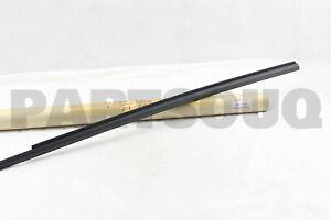 8381165J00 Genuine Suzuki WEATHERSTRIP, FR DOOR OUT RH 83811-65J00