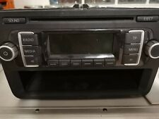 Radio Stereo Vw, Volkswagen Touran con lettore CD mp3