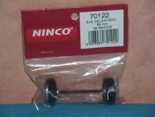 AXLE SLOT CAR 1/32 NINCO 70122 EJE DELANTERO 54 mm 32 RADIOS CIRCUIT 646 I