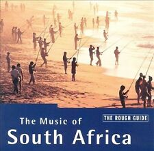 Various Artists Rough Guide To The Music Of South Africa  (CD, Nov-1999, World