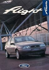 Ford Fiesta Flight Limited Edition 1997 UK Market Sales Brochure 1.3 1.25 1.8D