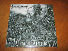 "SUICIDAL WINDS ""Chaos Rising"" LP merciless nihilist"