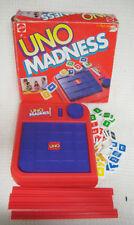 Rare Vintage 1995 Uno Madness Mattel Game COMPLETE HTF