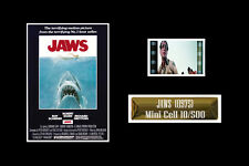 Jaws Mini Filmcell Roy Scheider Fcs2046