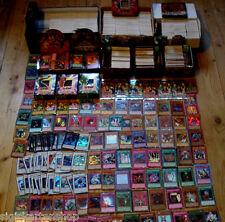 70 verschiedene Yu-Gi-Oh + Booster +7 seltene Karten Gold Rare Sammlung Deck
