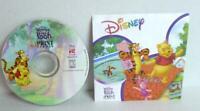 Disney's  Winnie the Pooh Print Studio Holidays CD-ROM Windows 95