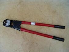 Jenny Tools 25� Aluminum Luv & Connectors Crimping Tool Usa No. 5050 #4