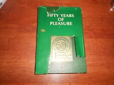 Signed BY Publix founder George Jenkins 50 FIFTY YEARS OF PLEASURE rare