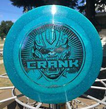 Discraft Glo Z Sparkle Crank Ledgestone Open Sweet Spot Disc Golf