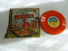 "ALAN REED - The Flinstones - Lullaby of Pebbles - 1963 UK 6"" vinyl single"