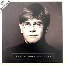 Elton John CD Single Believe - France (VG+/EX+)