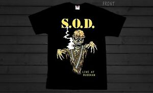 STORMTROOPERS OF DEATH -Live at Budokan-  ,T_shirt-SIZES:S to 6XL