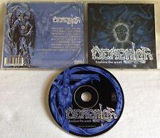 Dementor - Enslave The Weak CD 2001 OSMOSE early press hetsheads merciless