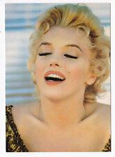 Marilyn MONROE carte postale n° U173