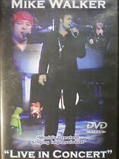 Mike Walker DVD Live In Concert