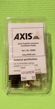 Axis RJ45 Connector Part# 39680 Tool-less Push Pull Connector Ethernet - BOX A1