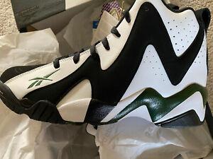 Reebok Kamikaze II OG Sonics Shawn Kemp Basketball Sneakers *NEW 10 NWB 🔥🔥