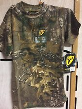 NEW-Scent Shield S3 Youth T-Shirt Size Small