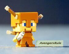 Minecraft Collectible Mini Figures Mattel Dig In! Series 4 Steve? Arrow Damage