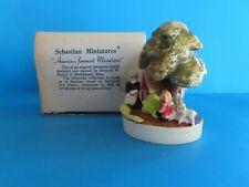 "Vintage Sebastian Miniatures ""Mary Had a Little Lamb� 1960"
