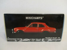 (gol) 1 18 Minichamps Ford ESCORT I RS 1600 AVO 1970
