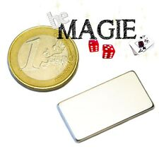 Aimant Neodyme 28 x 15 x 2mm Rectangle - Tour de Magie