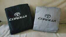 Toyota Corolla 2020 Sedan Seat Covers Full Set