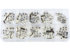 100 Stück 10-Wert-DIP-Quarzoszillator 4M, 6M, 8M, 11,052M, 12M, 13,56M, 16M, 22,