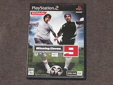 World Soccer Winning Eleven 9 PS2 NTSC-J Japanese Import Japan (no manual)