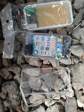 apple i phone 4g 4s transparent clear protector case